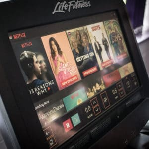 Lifefitness Cardio Equipment